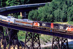 Algoma Central Railway/Agawa Canyon Train Tours